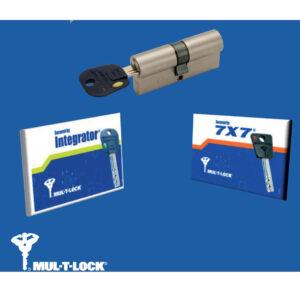 Mul - T - Lock cilinders